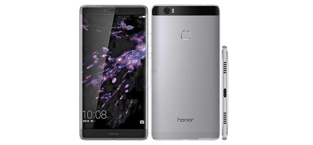 [How to Guide] Install Huawei Honor Note 8 B511 Oreo Update (China)
